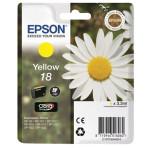 EPSON T18 YELLOW